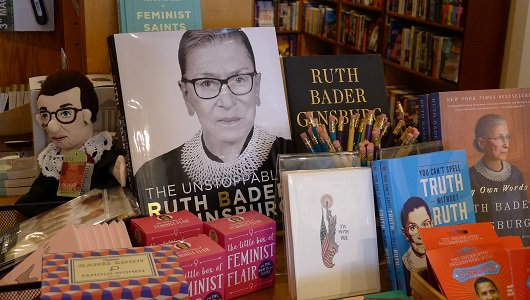 March 15th is Ruth Bader Ginsburg\s birthday. Happy Birthday to the amazing RBG!