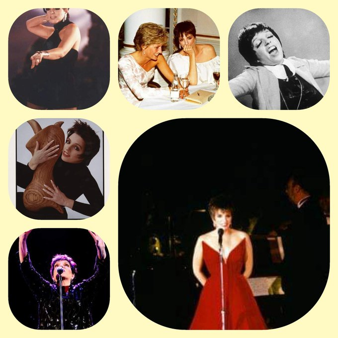 Happy Birthday wishes to LIZA MINNELLI. Have the best day, Liza!  Sending love and Happy Memories. XOXO!