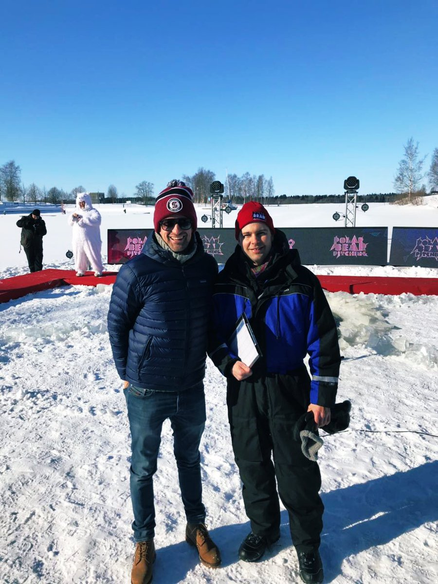 test Twitter Media - looking good guys! Our CEO Tommi and chief investment officer Wilhelm are on site and ready to judge the @PolarBearPitch semifinal pitches! ❄️ #partner     #polarbearpitching #kasvu #vc #coinvestment https://t.co/K1sAZEmIJ1