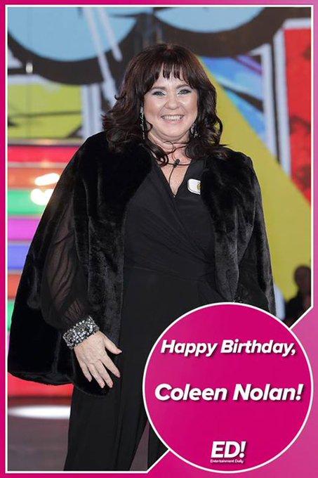 New post (Happy 54th Birthday Coleen Nolan!) has been published on Fsbuq -