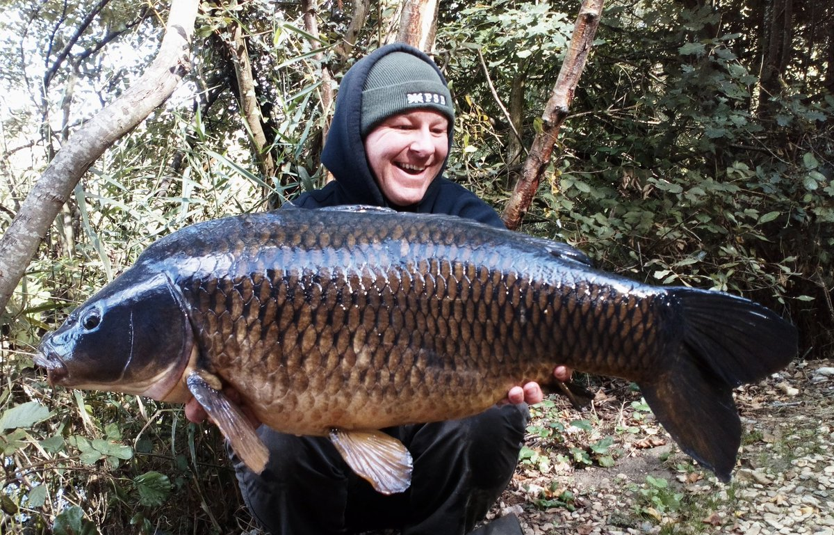 Happy Days Smurfy!!  https://t.co/Kn0ZdEpGlp  @PukkaSquirrelB  #CarpFishing #CarpAngling #Fishing #A