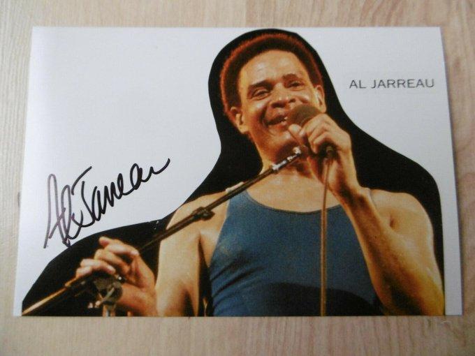 Happy Birthday, Al Jarreau!
