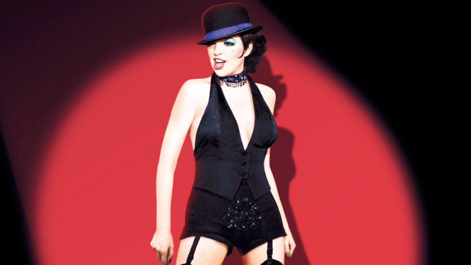 """Don\t listen to anyone who doesn\t know how to dream.\"""" Happy  birthday Liza Minnelli! (March 12, 1946)"""