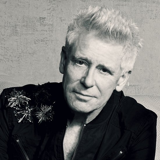 Happy birthday Adam Clayton ( Recovery role model.