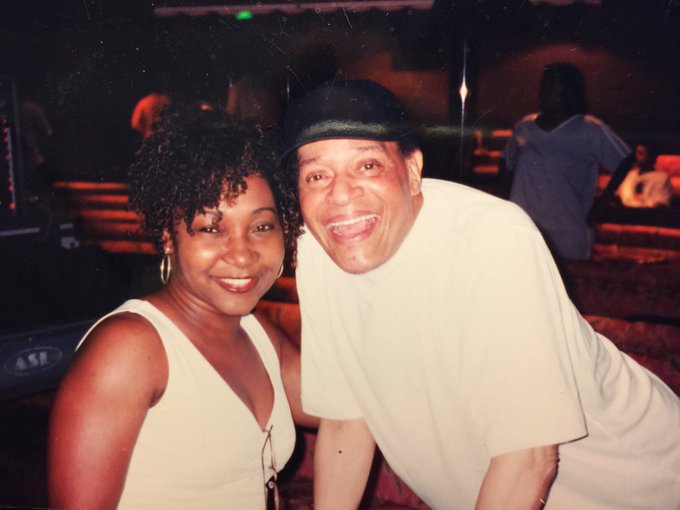 Happy heavenly birthday to my vocal inspiration Mr. Alwin Lopez Al Jarreau