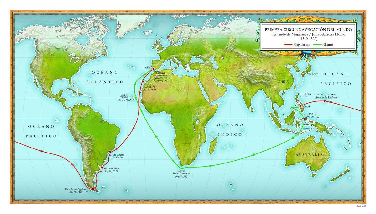 """test Twitter Media - El afán de Castilla por allanar el comercio con la Especiería impulsó el viaje de Magallanes bordeando el continente americano, pero aún quedaba encontrar una ruta de tornaviaje desde Manila a Acapulco. Todo ello en """"Legazpi. El Tornaviaje""""  https://t.co/uDn2OTK0wZ @Ruta_Elcano https://t.co/wda2cbEkFZ"""