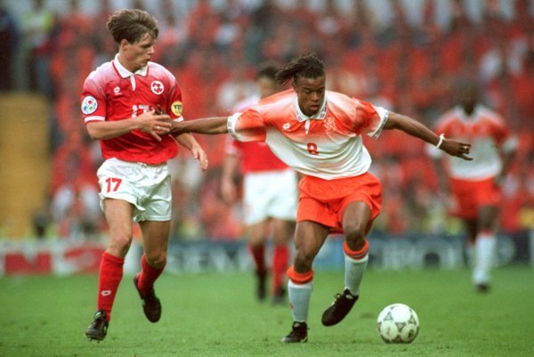 Happy 46th birthday to the one and only Edgar Davids!