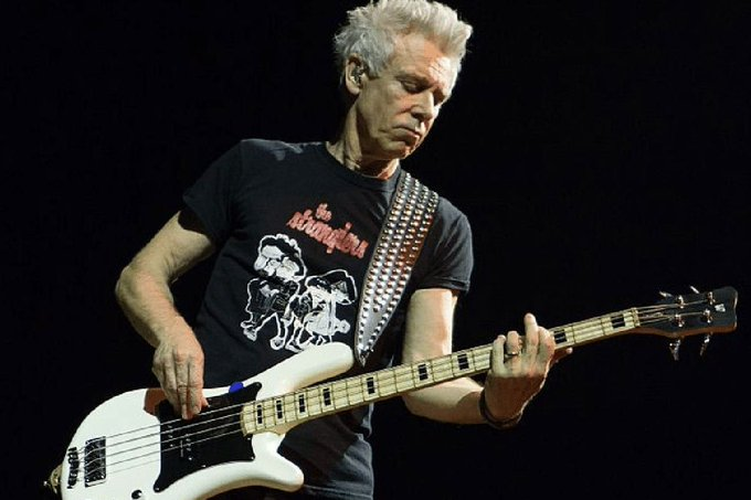Happy 59th birthday to Adam Clayton of