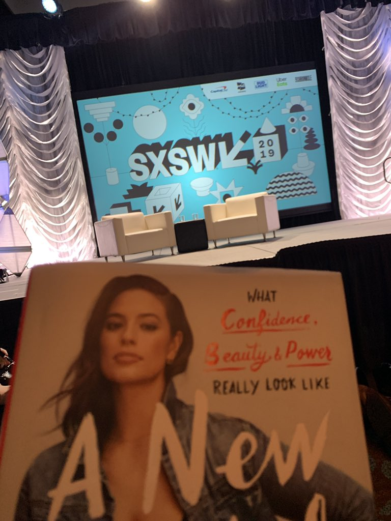RT @QueenofLights99: @ashleygraham Front row center...can't wait to see you out here!!! #SXSW https://t.co/YnIhLXD8Gw