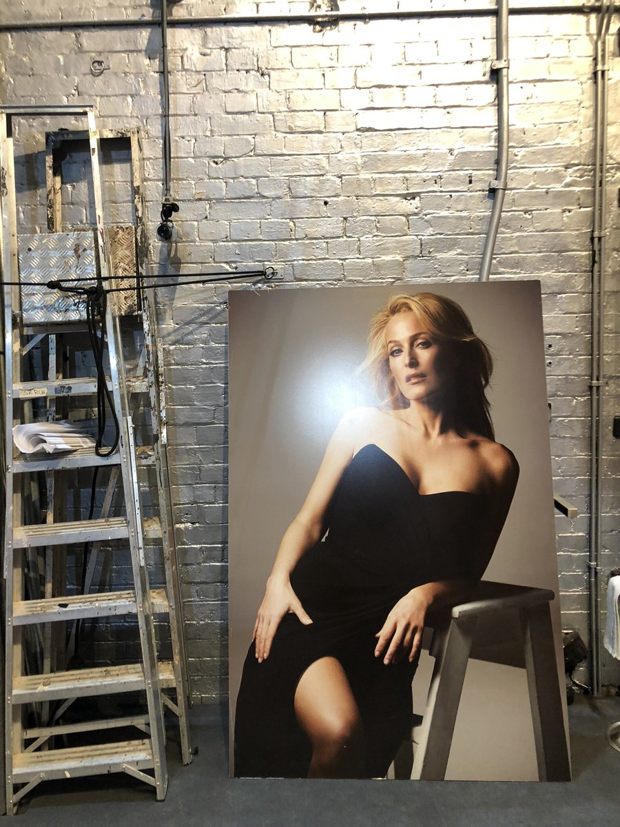 test Twitter Media - RT @GillianA: By popular demand…#behindthescenes @AllAboutEvePlay https://t.co/OodcUV1NRv