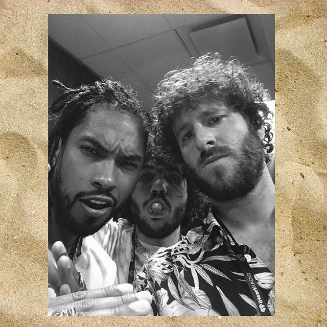 Everyone wish happy early and belated earthstrongs to my guys Benny and LD 💡🌊 https://t.co/sXMOZmzWH8