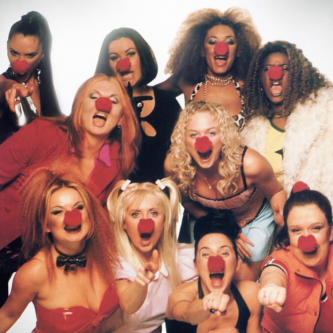 #ThrowbackThursday   In honour of #RedNoseDay tomorrow! @comicrelief ????❤✌???? https://t.co/NqweImXlTg
