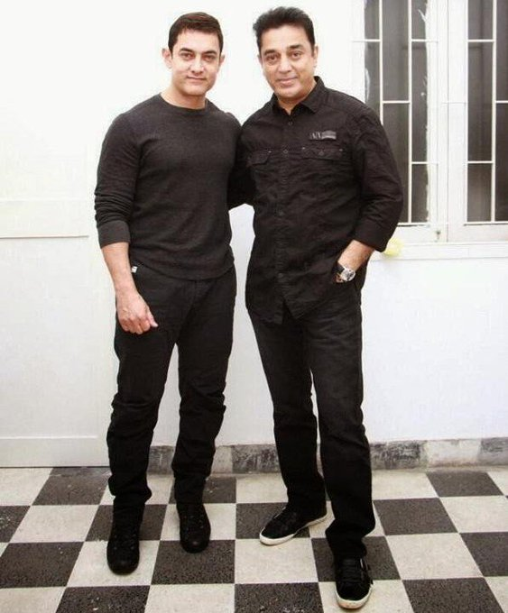 Happy birthday to aamir sir. My legend