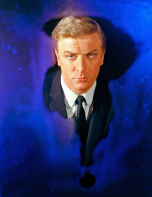 Happy Birthday Sir Michael Caine! He is 86 today.