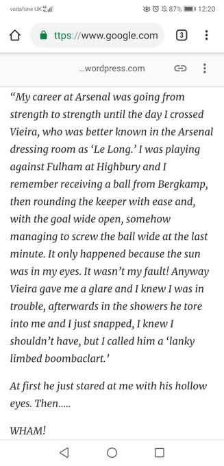 Happy Birthday, Nicolas Anelka. Thank you for providing the greatest piece of literature ever.