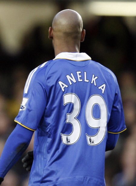 Number 39 turns number 40 Happy 40th birthday, Nicolas Anelka!