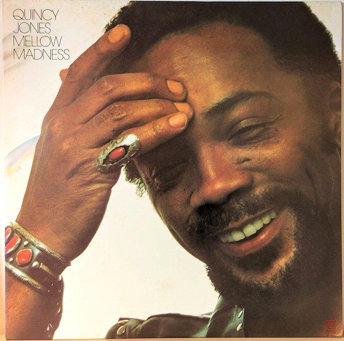Happy 86th Birthday to Quincy Jones.           ~ Soul Bossa Nova