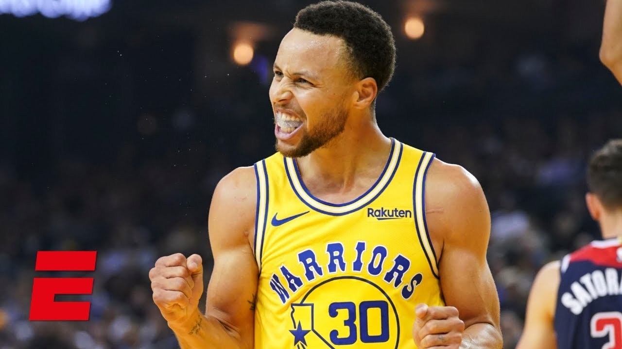 Happy Birthday to Stephen Curry!