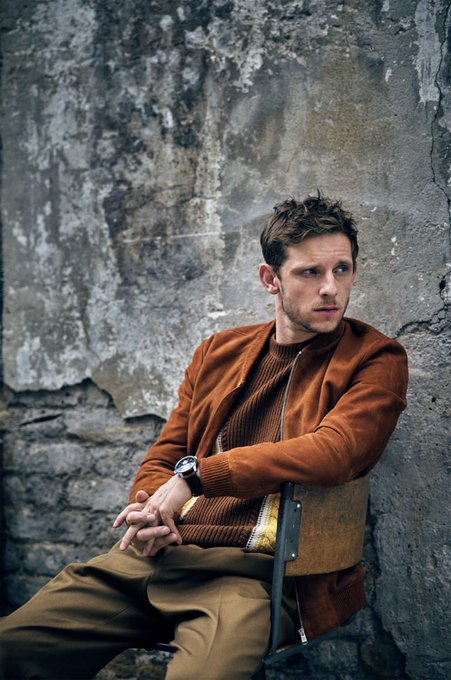 Happy 33rd birthday to the underrated and lovely Jamie Bell.