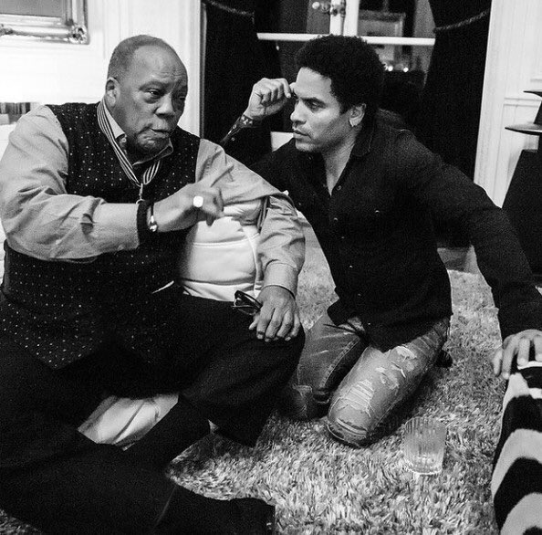 Happy Birthday to the master of all masters @QuincyDJones. May God continue to bless you with life and creativity. https://t.co/qhoPXYOvq6
