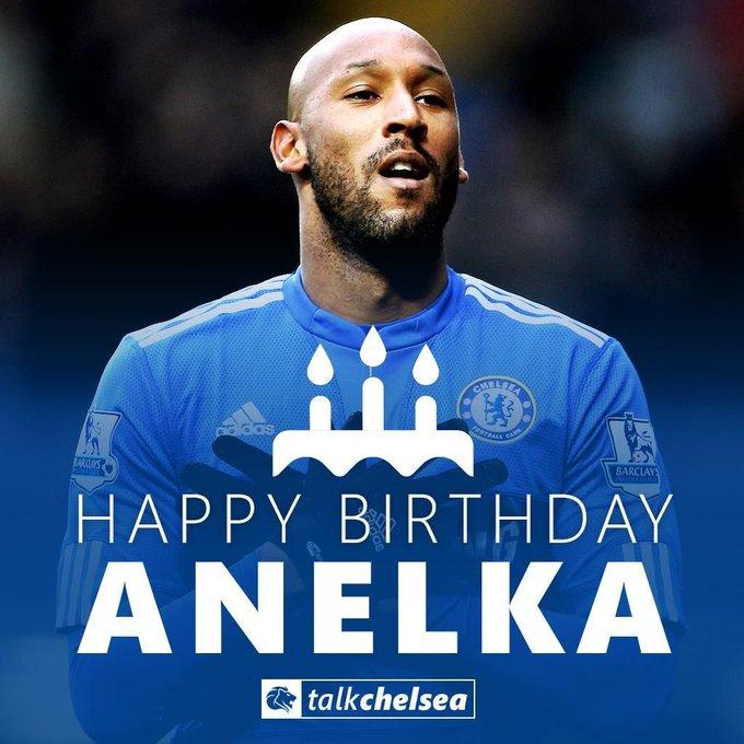 Happy Birthday Nicolas Anelka!
