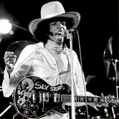 Happy birthday Sly Stone (born Sylvester Stewart, March 15, 1943, Denton, Texas)