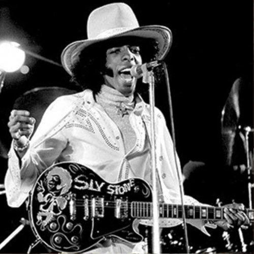 Happy birthday Sly Stone (born Sylvester Stewart, March 15, 1943, Denton, Texas)