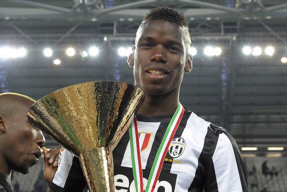 Happy birthday to former Juventus midfielder Paul Pogba, who turns 26 today.  Games: 178 Goals: 34 : 9