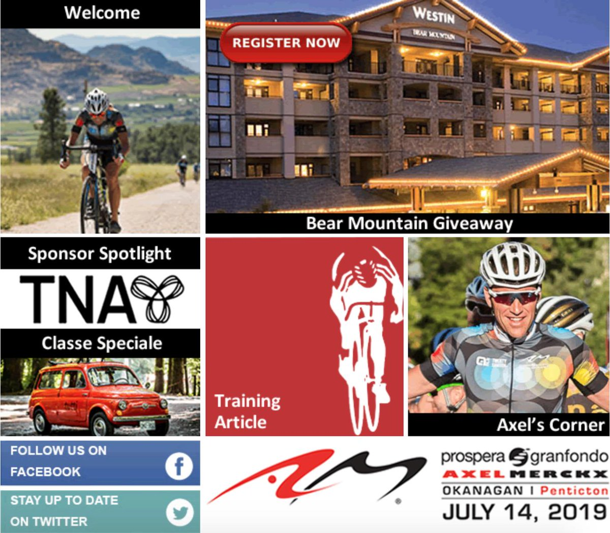 test Twitter Media - March's @axelsgranfondo newsletter is out! Read @axelmerckx's Corner on youth development, a training article from @TrainingPeaks & info on the @treebrewing Training Ride. PLUS, our @BearMountain giveaway (register by TOMORROW!). https://t.co/ouoP7Izq06 @ProsperaCU @TNA_Racing https://t.co/13I5ExncrY