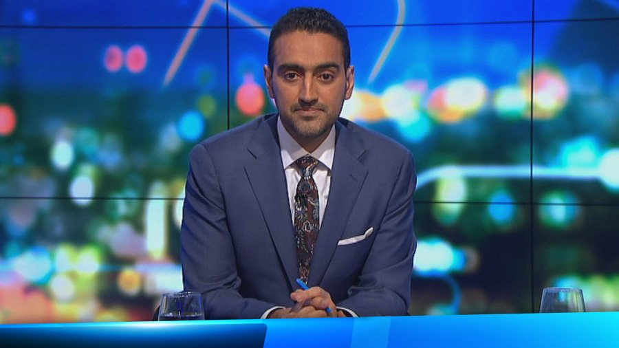 """You'll have to forgive me, these won't be my best words...""  On this heartbreaking day, Waleed reflects and calls for unity. #TheProjectTV"