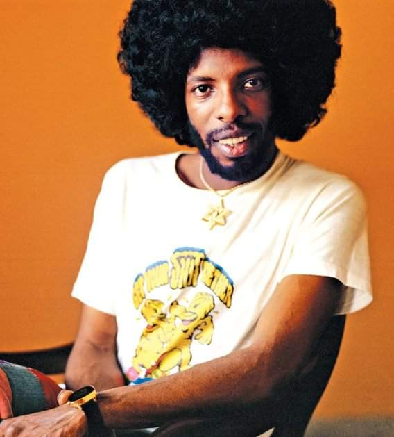 Sly Stone (Sylvester Stewart / Sly & The Family Stone) Birth 1943.3.15 ~ Happy Birthday