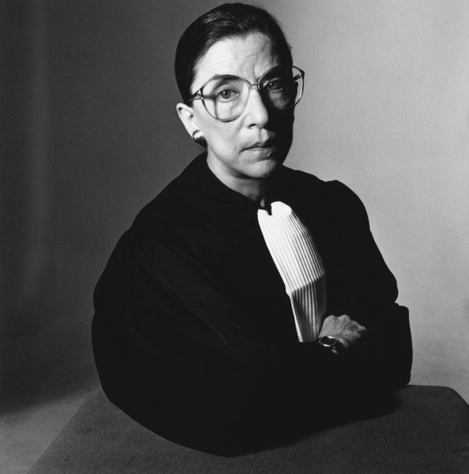 x 86! Happy Birthday Ruth Bader Ginsburg, The Quiet Achiever