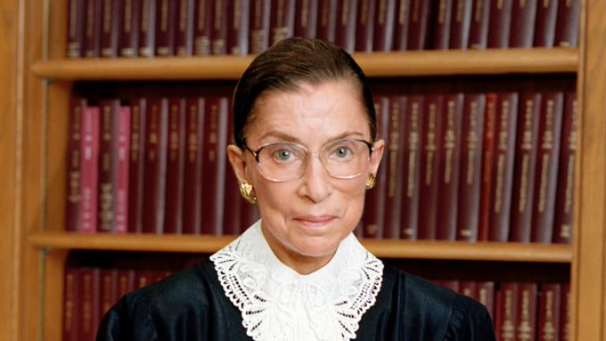 Happy Birthday Ruth Bader Ginsburg!