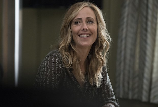 Happy birthday Kim Raver