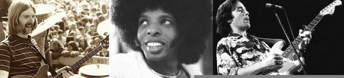 Happy Birthday to 3 of the Crab Pot s favorite musicians: Phil Lesh, Sly Stone, & Ry Cooder!