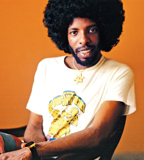 Happy Birthday to funk psych soul legend Sly Stone, born on this day in 1943.