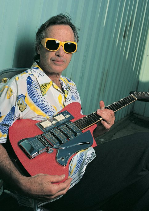 Happy Birthday to master slide guitarist Ry Cooder, born on this day in 1947.