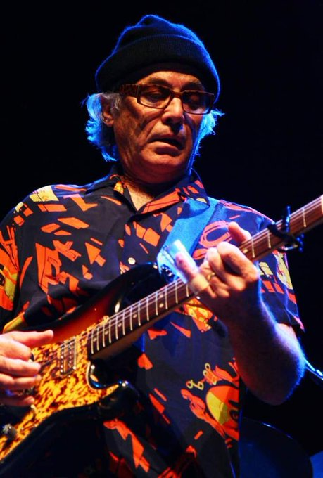 Happy birthday, Ry Cooder! (72)