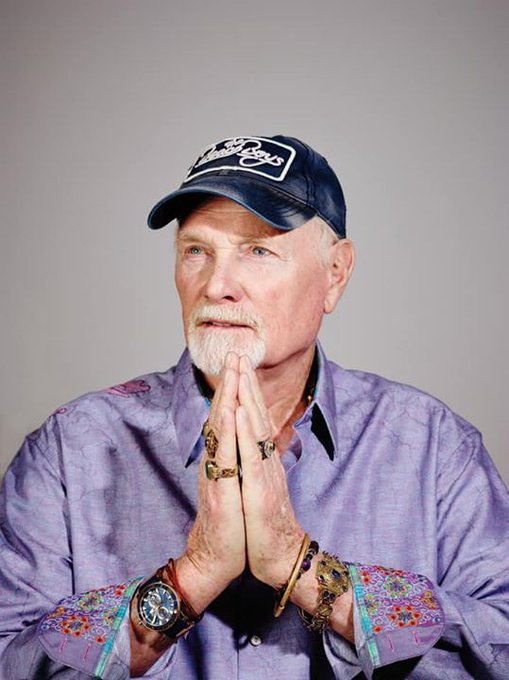 Happy Birthday Mike Love, singer for The Beach Boys born 3/15/1941.