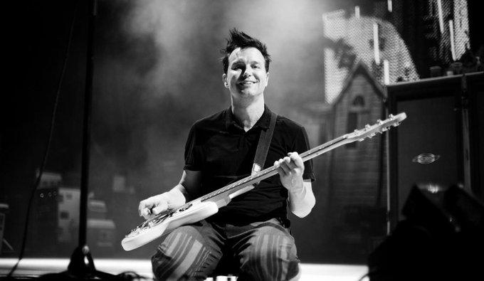 Feliz Cumple Mark Hoppus de Blink-182! Happy BDay Mark Hoppus!