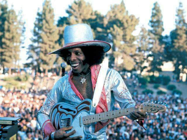 Happy birthday to Sly Stone