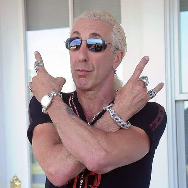 Happy Birthday to Dee Snider (Mar 15,1955) frontman of Heavy Metal Band Twisted Sister