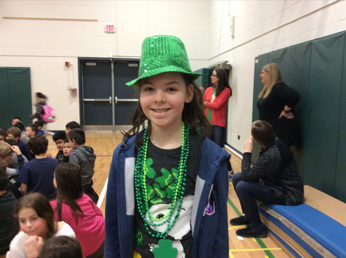 test Twitter Media - Happy St. Patrick's Day from 5W's leprechaun! 🍀  #d30learns https://t.co/NI1knQnc6Z
