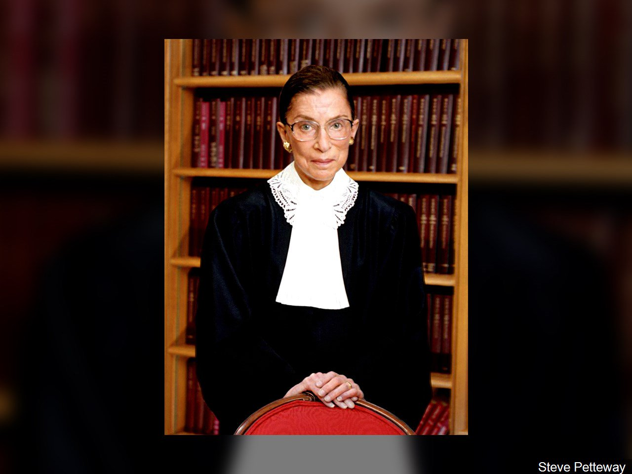 Happy Birthday to Supreme Court Justice Ruth Bader Ginsburg who is 86 today.