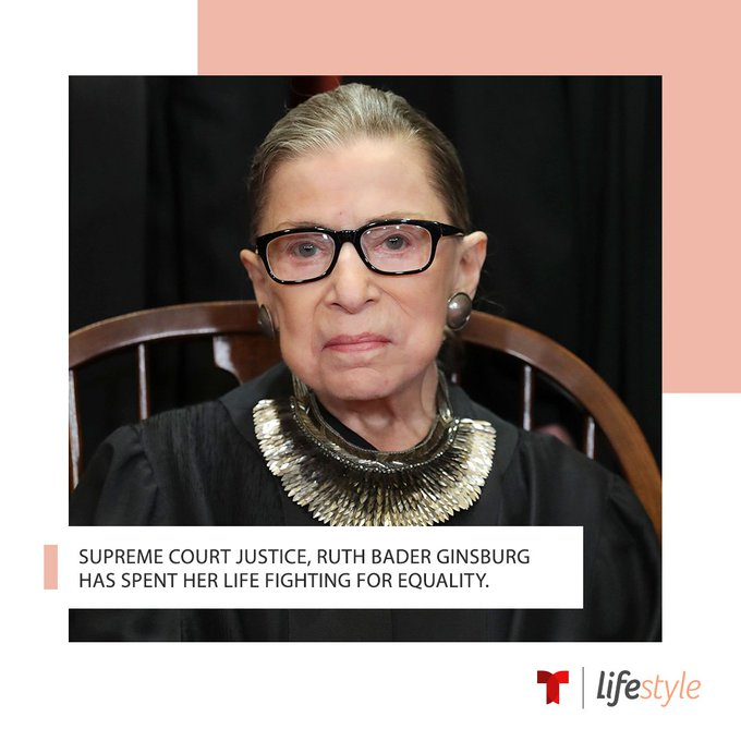 Happy 86th Birthday Ruth Bader Ginsburg!