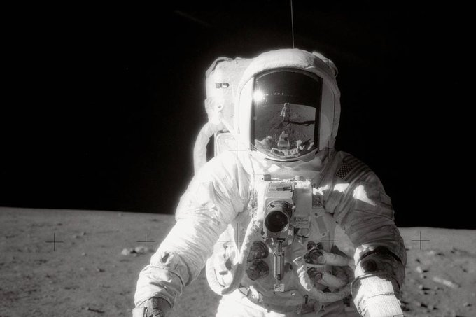 Happy Birthday to 4th Man on the Moon Alan Bean who would have been 87 today
