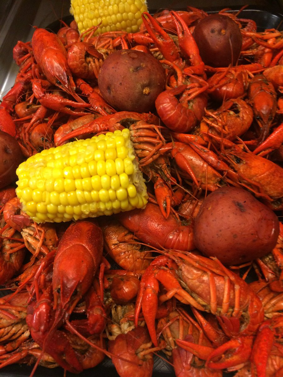 test Twitter Media - Crawfish season is back at Lazy Pete's! 5:00 pm on Fridays till close on Saturday. https://t.co/QMd9kEltvH