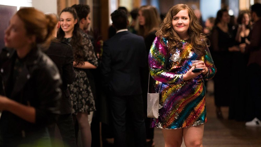 A fat girl's take on Shrill (Column)