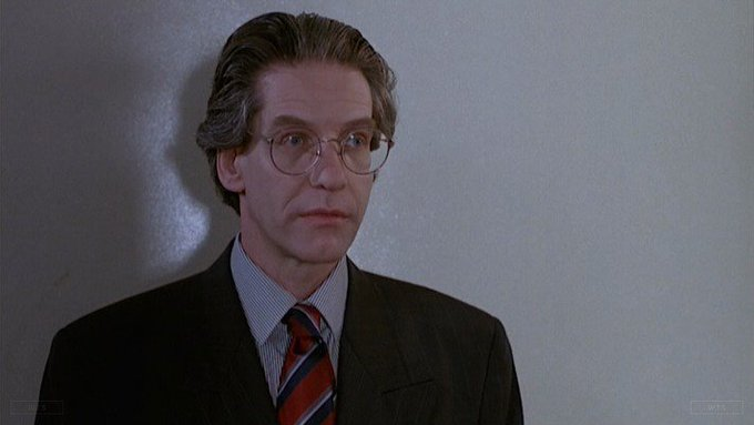 Born on this day, David Cronenberg turns 76. Happy Birthday! What movie is it? 5 min to answer!