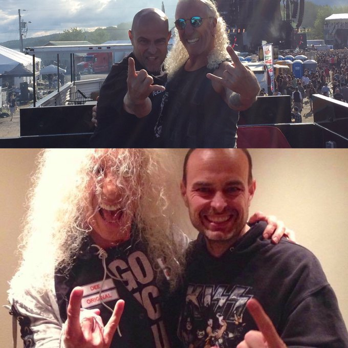 On This Day - March 15th 1955. Twisted Sister frontman, Dee Snider, is born. Happy Birthday